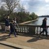 Première traversée de Hyde Park!